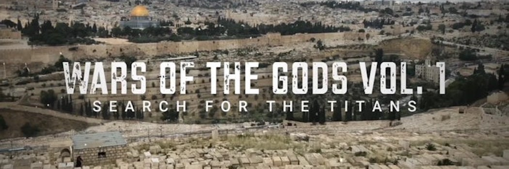 Wars of the Gods Vol. 1: Search for the Titans