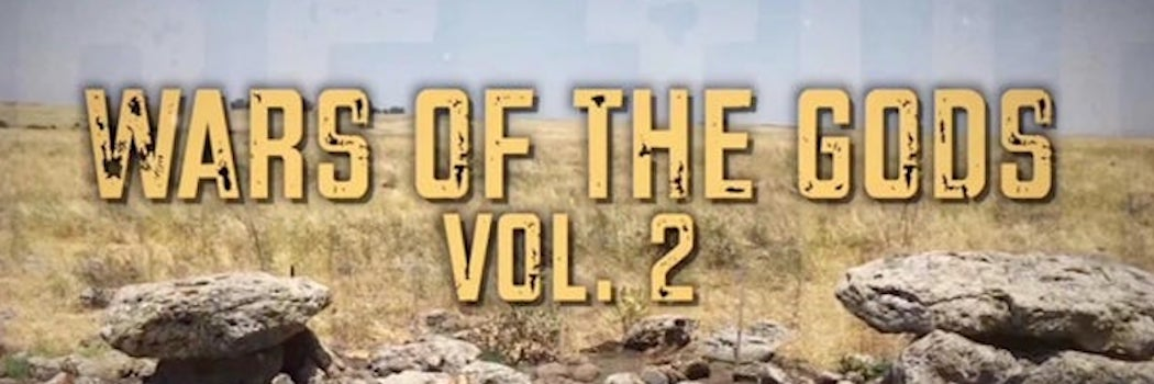 Wars of the Gods Vol. 2: Search for the Rephaim